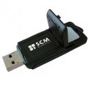 SCT 3511 czytnik USB do kart stykowych