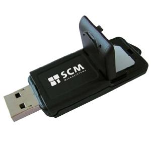 SCT 3511 Czytnik do kart stykowych USB