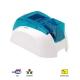 Drukarka Evolis Pebble 4 Essential CONTACTLESS 125Khz STID USB & ETHERNET ( PBL401OCH-00ST )-left