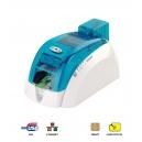 Drukarka Evolis Pebble 4 Essential CONTACTLESS SPRING CARD CRAZY WRITER USB & ETHERNET ( PBL401OCH-00CW )