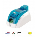 Drukarka Evolis Pebble 4 Essential MAG & CONTACTLESS SPRING CARD CRAZY WRITER USB & ETHERNET ( PBL401OCH-B0CW )