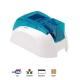 Drukarka Evolis Pebble 4 Essential MAG & SMART GEMPC USB & ETHERNET ( PBL401OCH-BT )-left