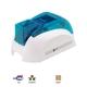 Drukarka Evolis Pebble 4 Essential SMART STATION USB & ETHERNET ( PBL401OCH-0S )-rear