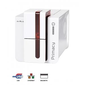 Drukarka Evolis Primacy Duplex Expert MAG USB & ETHERNET ( PM1HB000RD )
