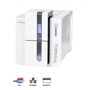 Drukarka Evolis Primacy Duplex Expert MAG USB & ETHERNET ( PM1HB000BD )