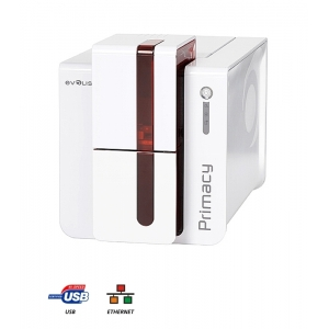 Drukarka Evolis Primacy Duplex Expert USB & ETHERNET ( PM1H0000RD )