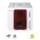 Drukarka Evolis Zenius Expert CONTACTLESS USB & ETHERNET ( ZN1H00CWRS )-front