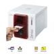 Drukarka Evolis Zenius Expert SMART & CONTACTLESS SCM USB & ETHERNET ( ZN1H0ELYRS )-front
