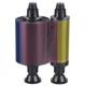 Evolis – Taśma barwiąca  YMCKO ( R3411 )
